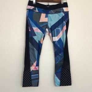Athleta Multicolored Legging